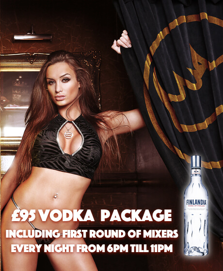 Daily Vodka Deal